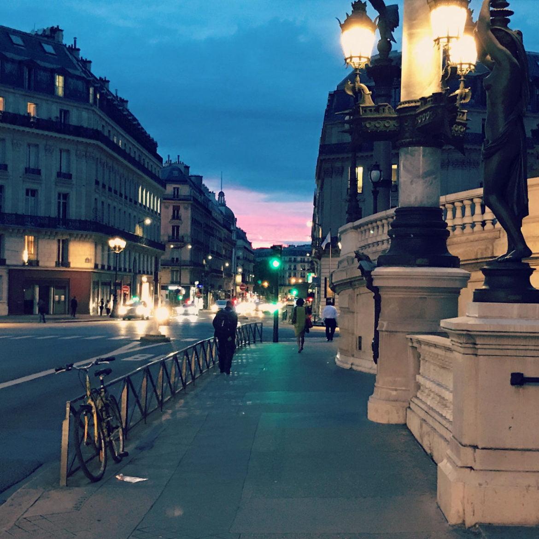 Paris été sans enfants