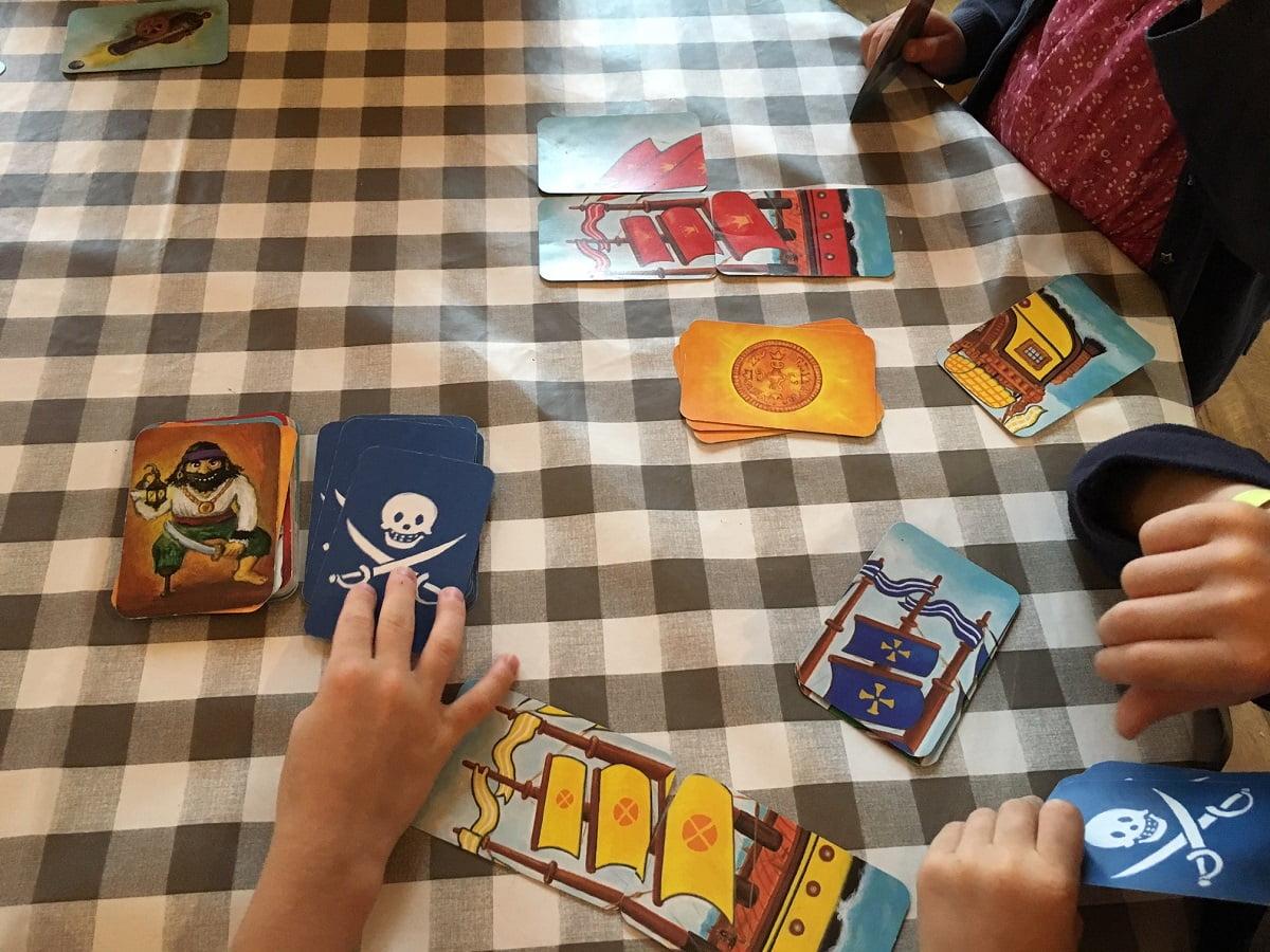 jeux de société enfants, djeco