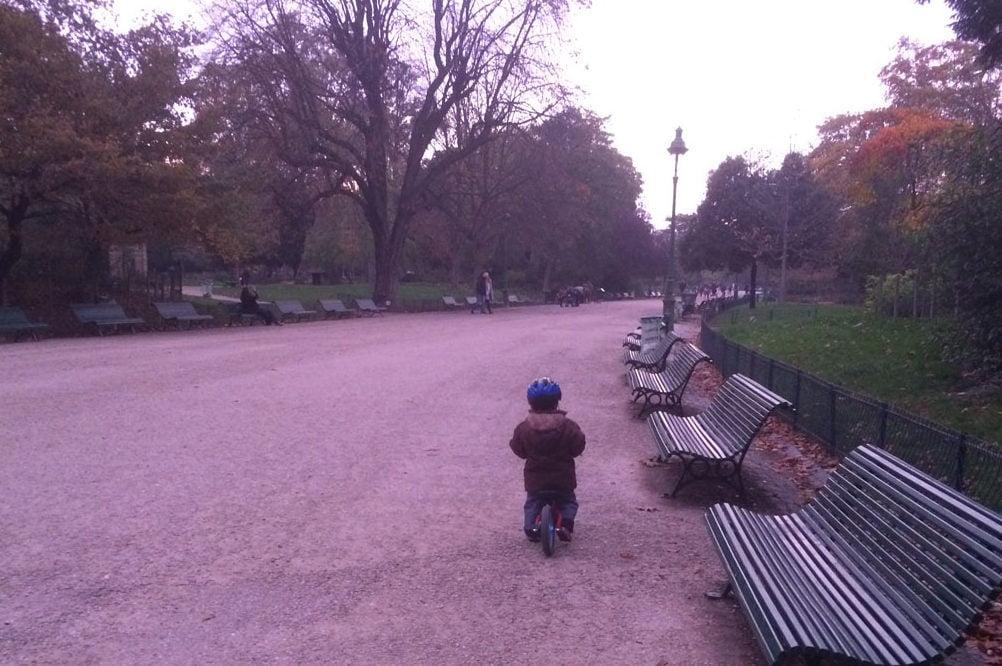 draisienne, parc