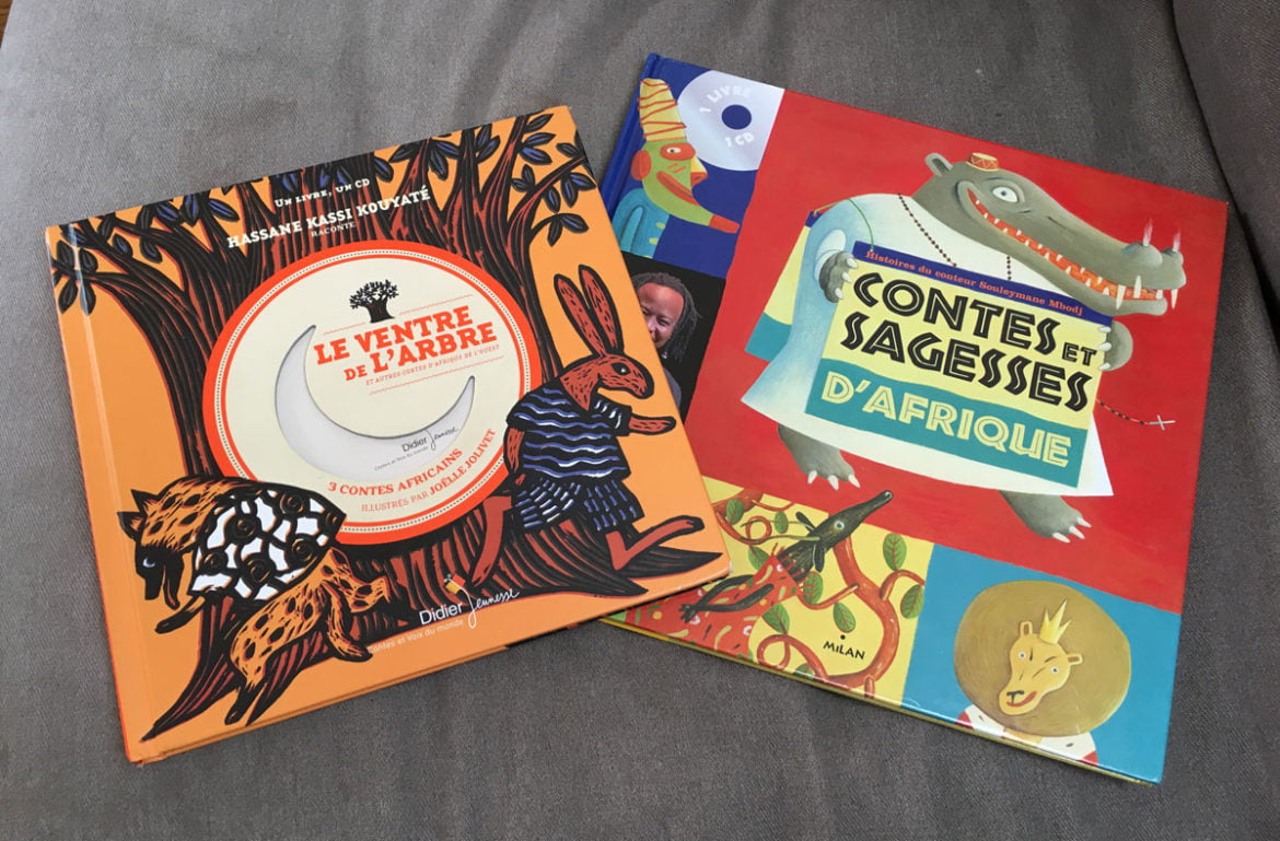 Livres contes africains