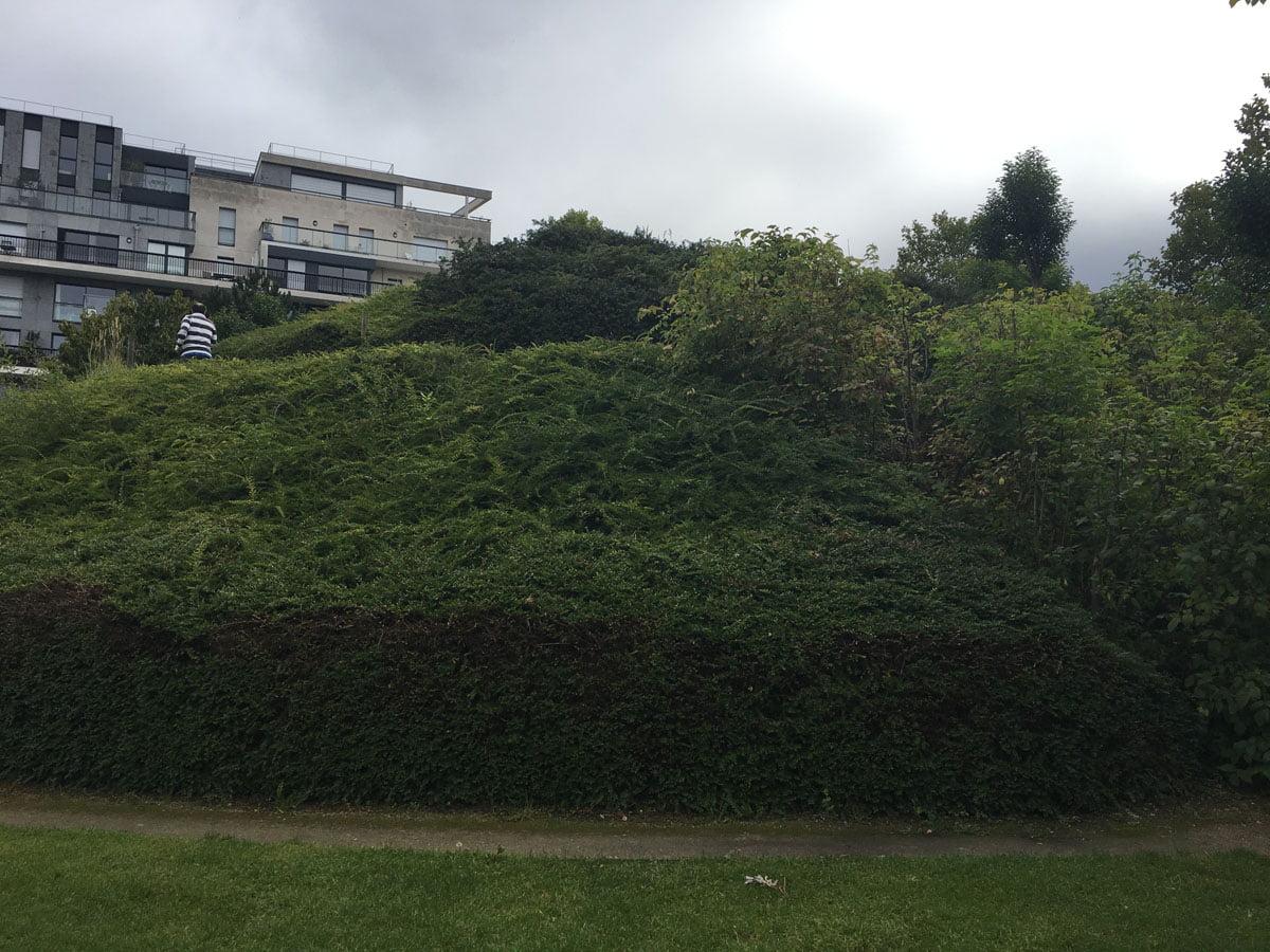 Labyrinthe, Parc de Bercy
