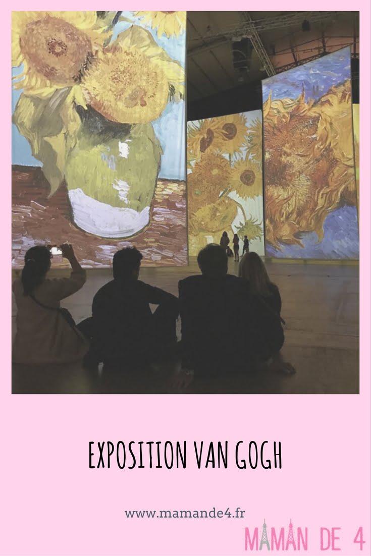 exposition van gogh à la villette