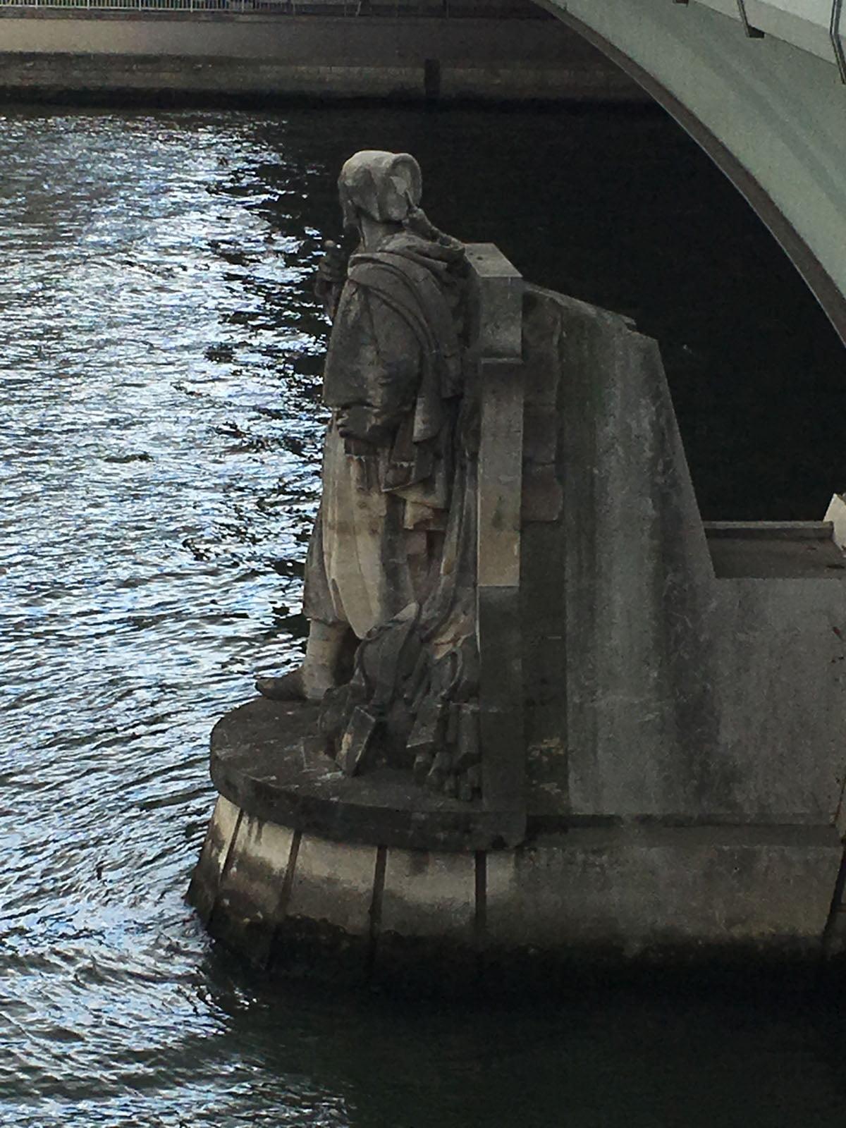 zouave du pont de l'Alma
