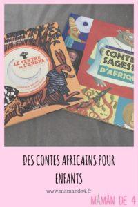 Des contes africains pour enfants
