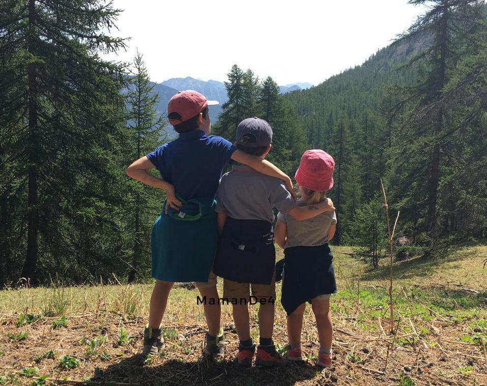 fratrie, 3 enfants
