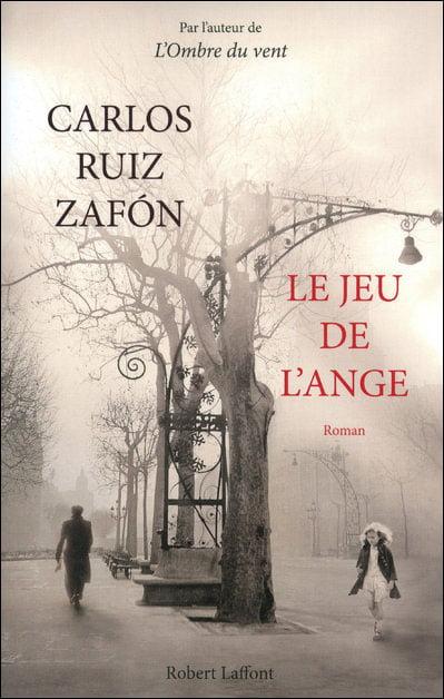 Le Jeu de l'ange Zafon