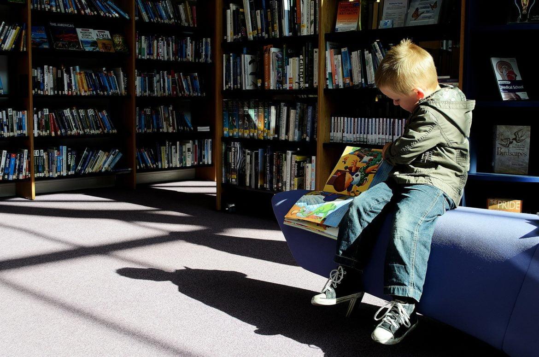 Donner le goût de la lecture aux enfants, aimer lire