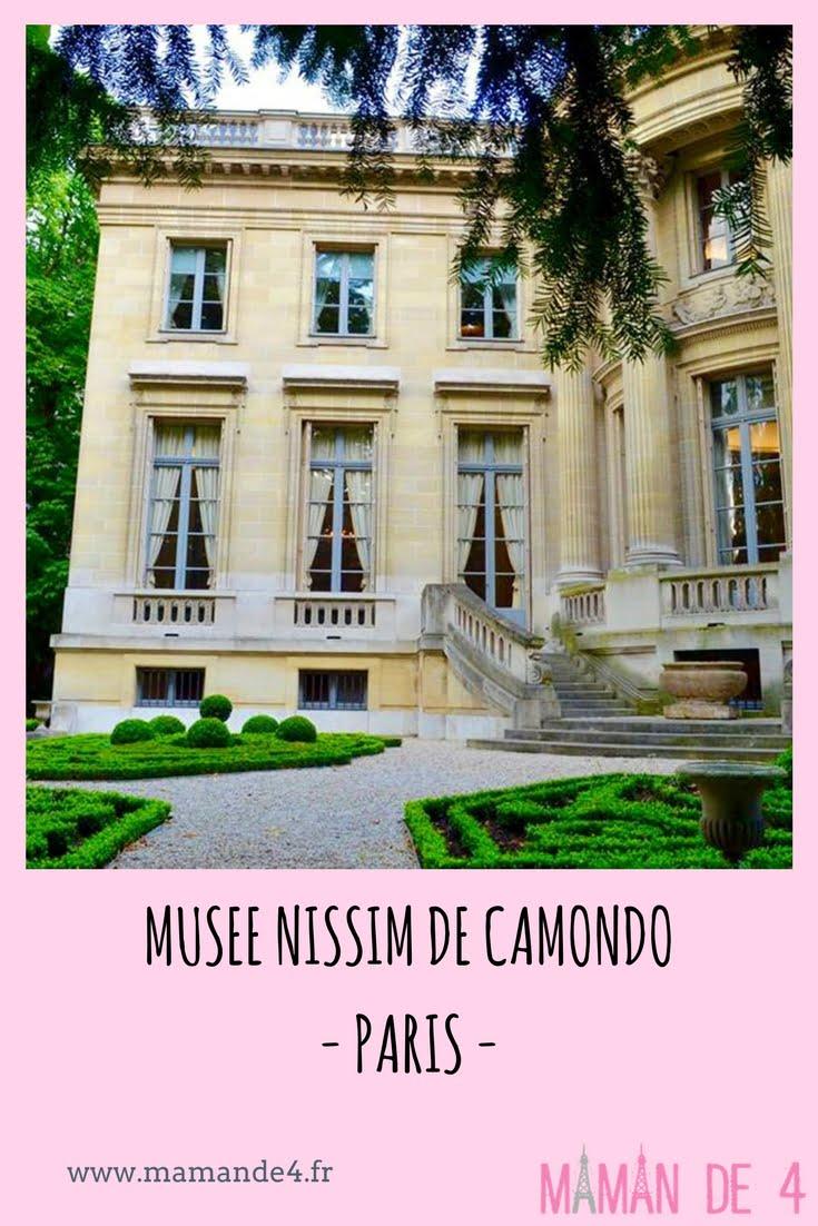 musée nissim de camono rue de monceau paris