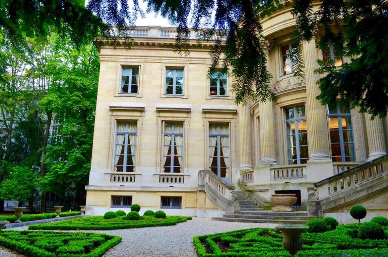 Musée Nissim de Camondo - maison 18è siècle - Paris