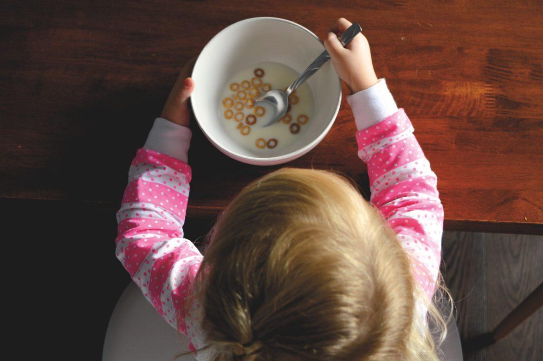 la routine du matin pour les enfants