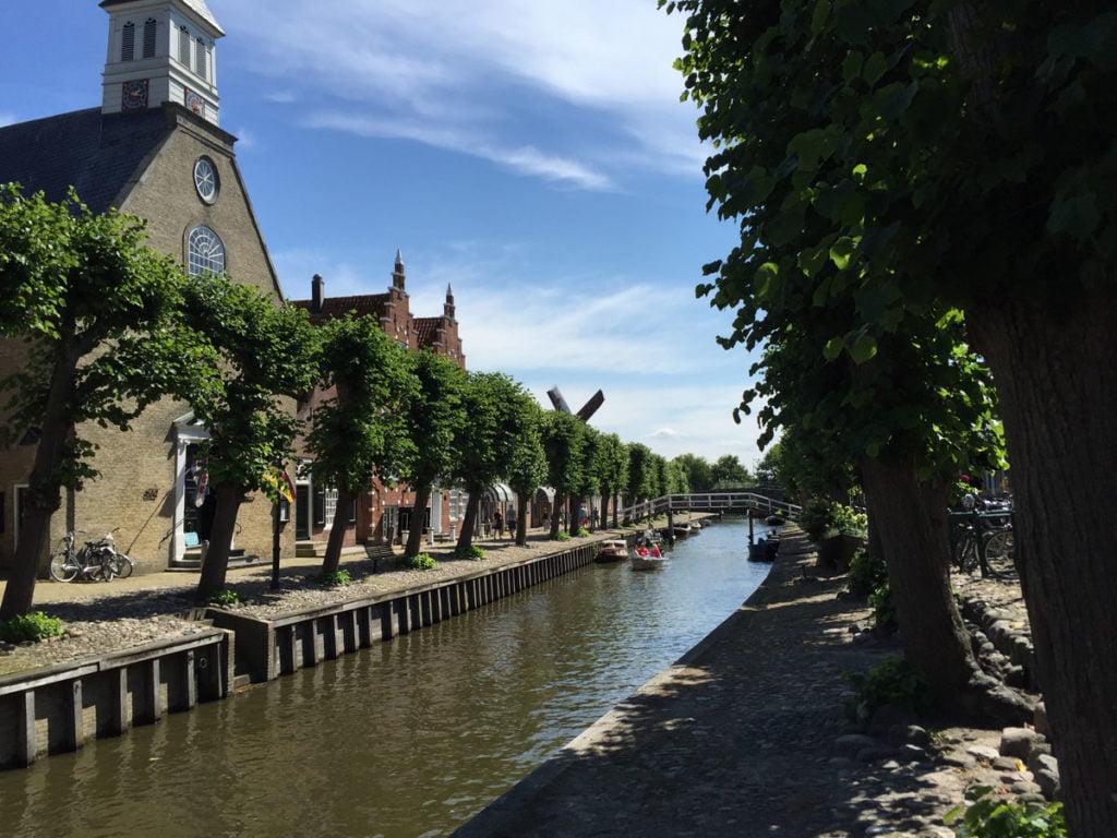 La charmante ville de Stolen (Pays-Bas)