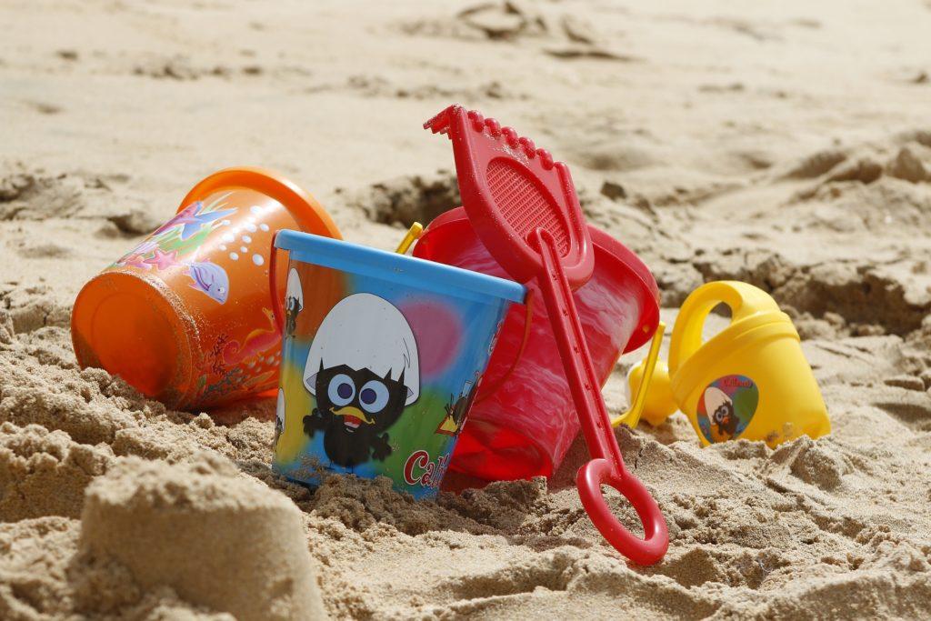 L'été, l'insouciance de l'enfance