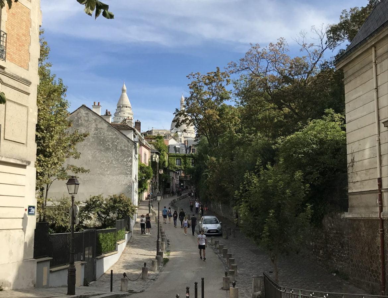 Découvrir Montmartre par une chasse au trésor