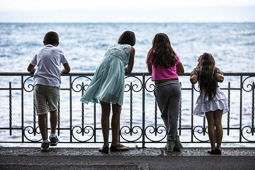 les mamans avec 4 enfants sont moins stressées