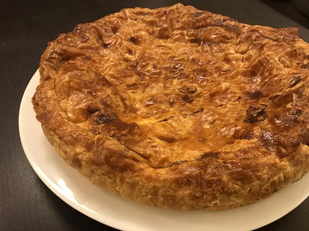 Recette du gâteau de pommes de terre