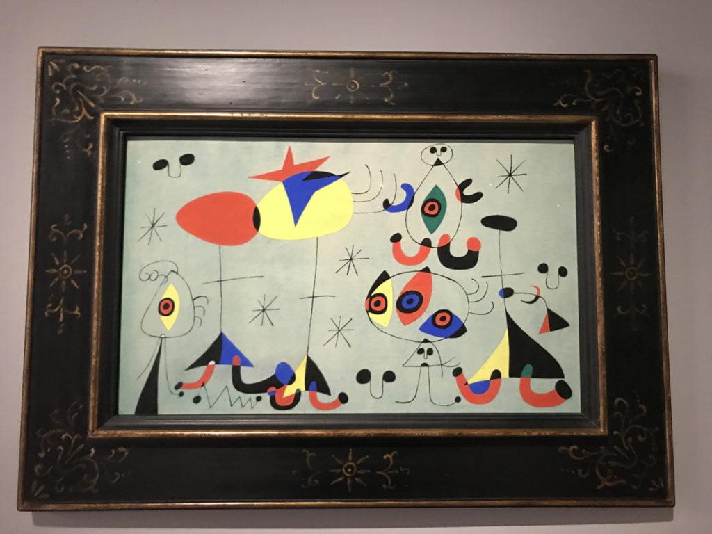 exposition Miro