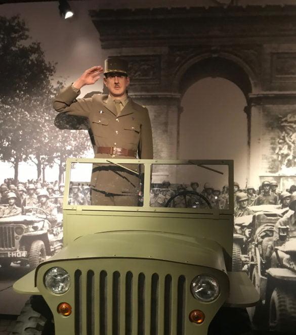 De Gaulle à Grévin