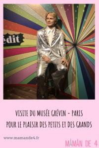musée Grévin - Paris