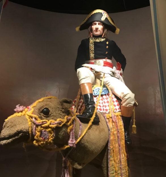 Napoléon au musée Grévin