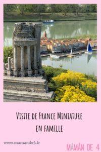 Visite de France Miniature