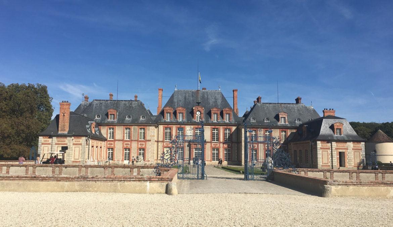 visiter le château de Breteuil