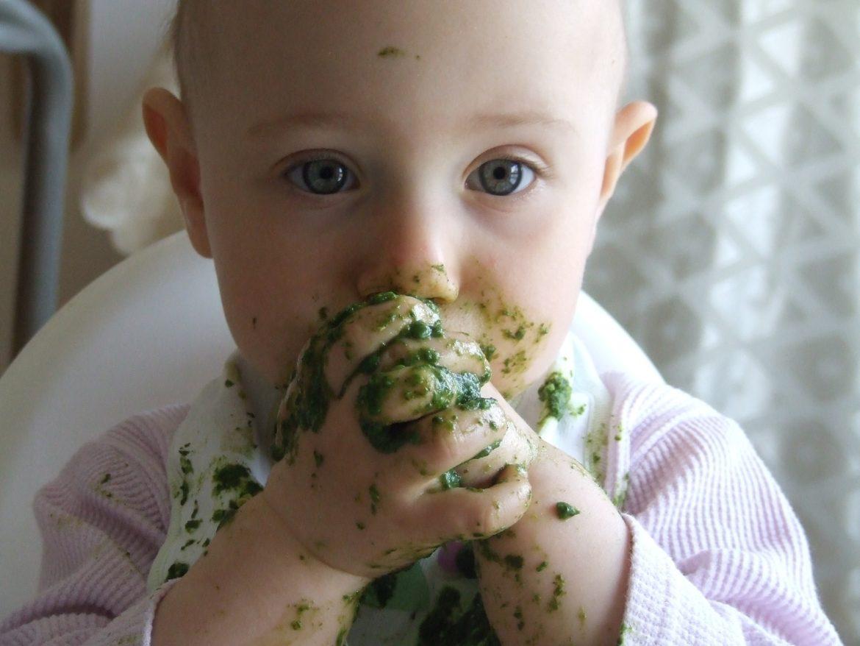 Diversification alimentaire pour bebe