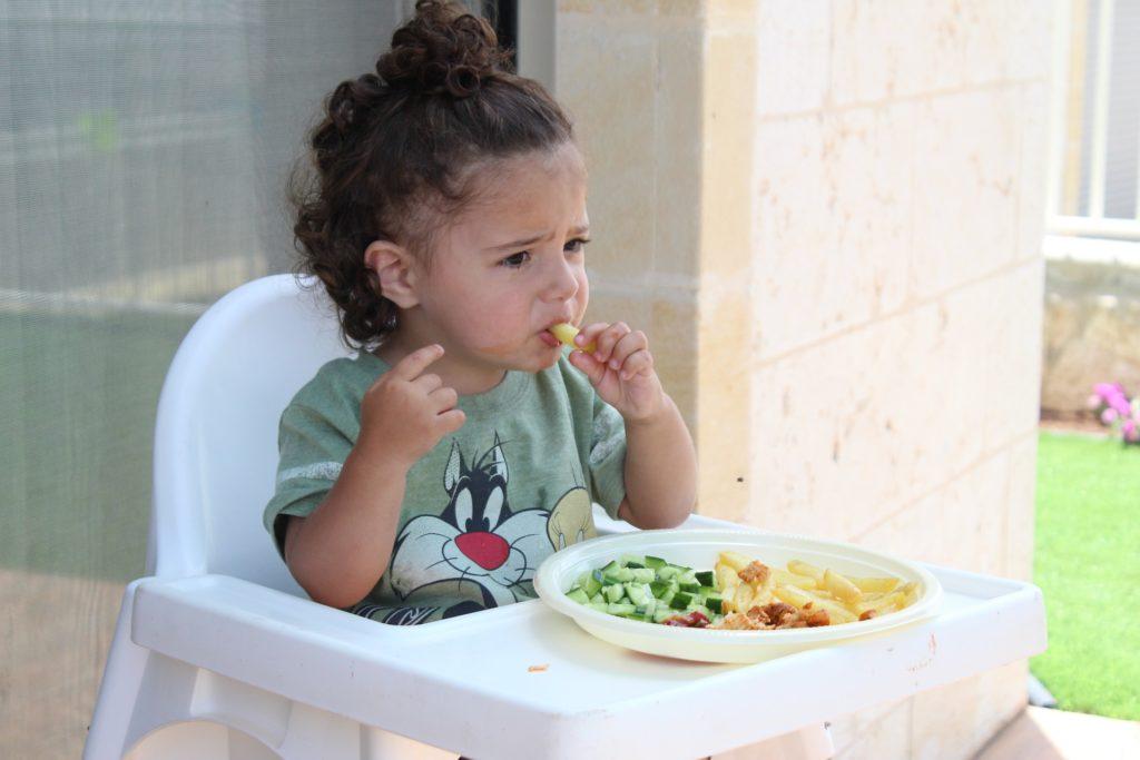 Les repas des enfants