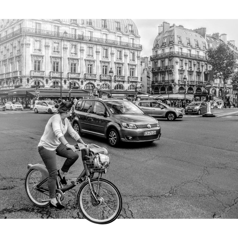 le vélo à Paris